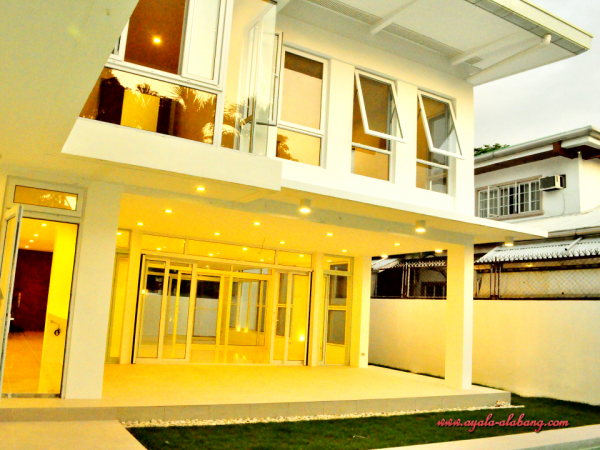 House and Lot for Rent at Ayala Alabang 22