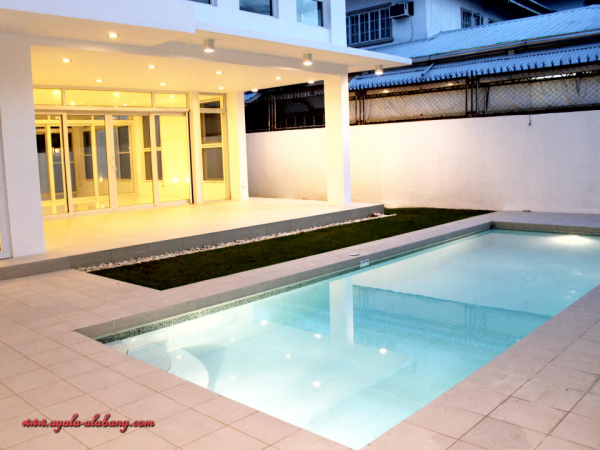 House and Lot for Rent at Ayala Alabang 35